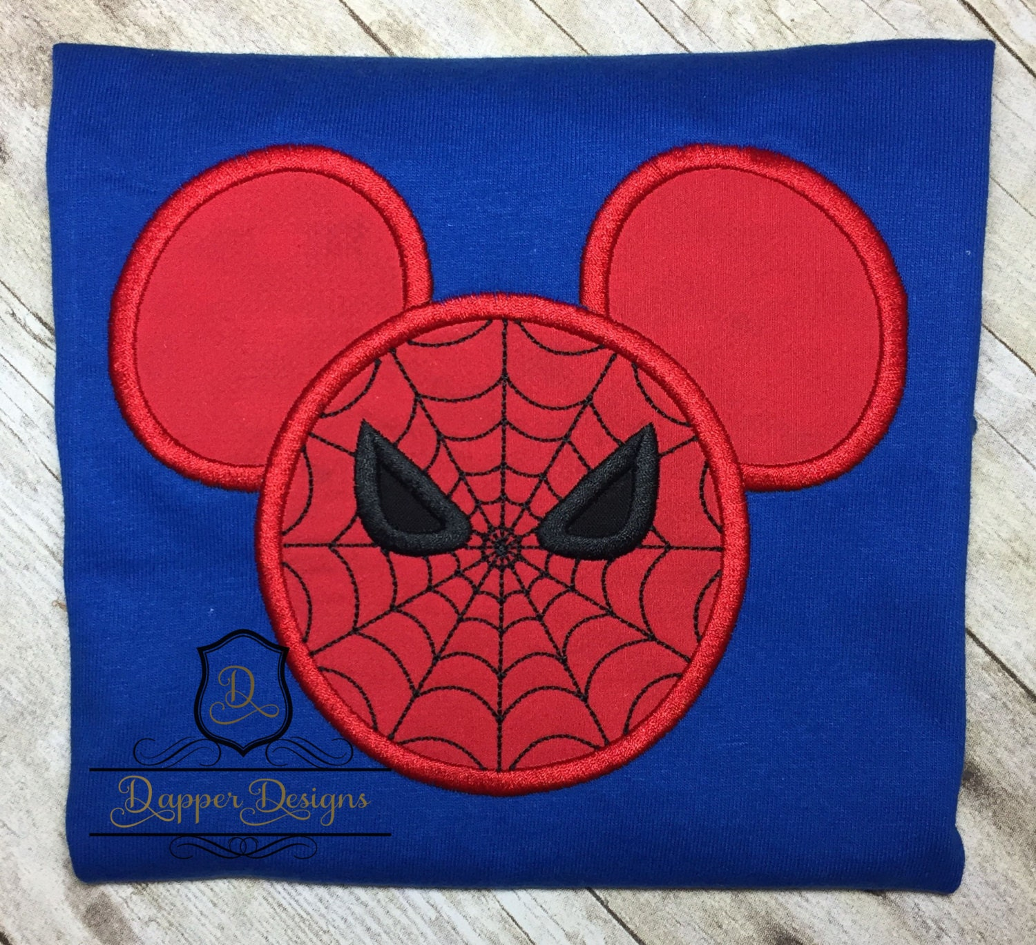 Spider mouse machine embroidery applique design use coupon