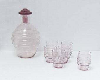 Beverage set