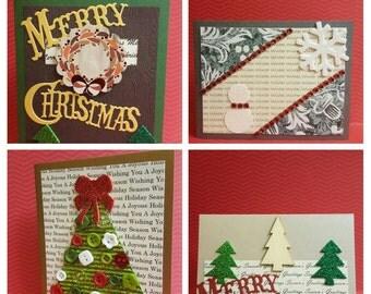 4 card Variety set