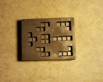 Graphite Mold: Tetris Block