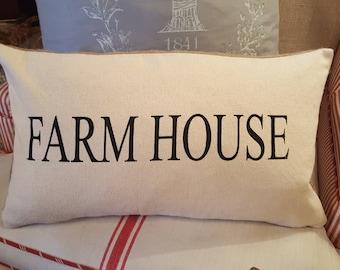 Farm House Pillow