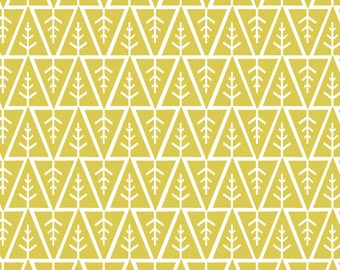 Little Forest - Anya - Monaluna Fabrics - Organic Cotton Knit by the Yard