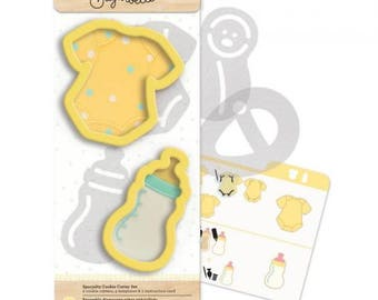 Sweet Sugarbelle Specialty Cookie Cutter Set 7/Pkg Special Delivery