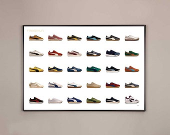 PUMA POSTER PACK limited edition