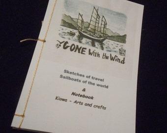 Travel book, Sailing notebook