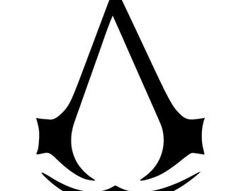 Assassins Creed Insignia Decal