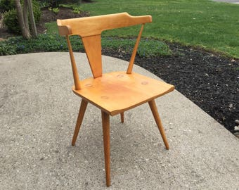 Restored Paul McCobb Planner Chair