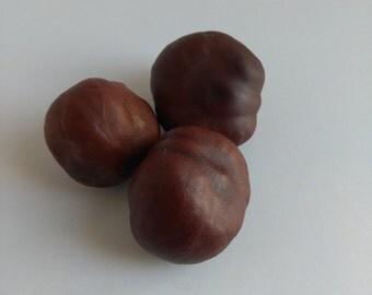 Buckeye, Horse Chestnut (Aesculus glabra)