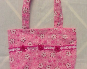 Daisy Pink Little Bling Bag