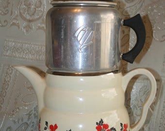 Vintage Drip Coffee Pot