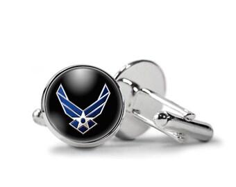 Air Force Cufflinks PM-019