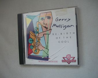 """Gerry Mulligan """"Re-Birth Of The Cool"""" CD"""