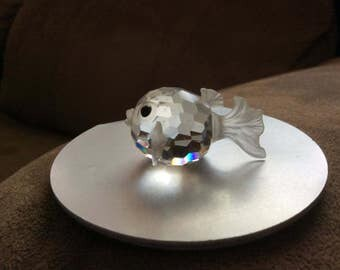 Swarovski Miniature Blowfish