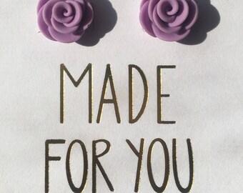 Rose Budz light purple