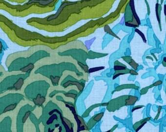 Bekah in Green from Kaffe Fassett, Choose Your Cut, Kaffe Fassett Collective