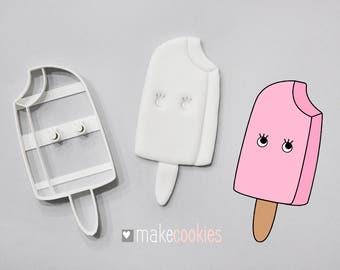 Ice Cream #2 Cookie Cutter