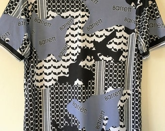 "On sale now!!!!brand new men's polo t-shirt ""neil barrett"",size-S"