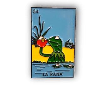 Loteria-La Rana