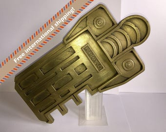 Bioshock Genetic Key replica prop