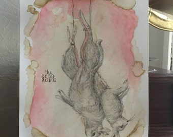 Dead Rabbits Rebellion Art
