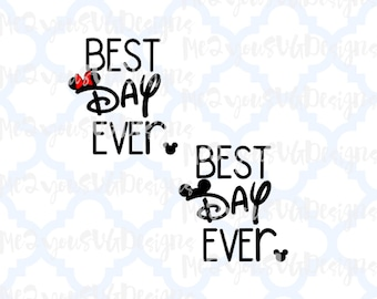 Best Day Ever SVG,EPS,PNG,Studio