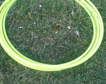 "5/8"" UV Citrus Yellow/Green Polypro"