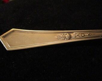 1920 Rogers (Anchor) Casserole Serving Spoon La Touraine Pattern