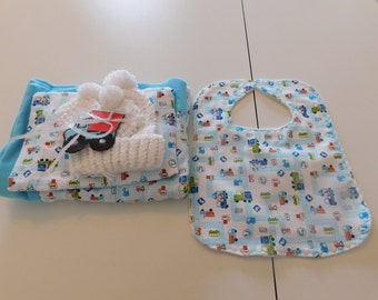 Receiving Blanket Baby Gift Set