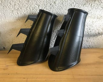 Batman Begins gauntlets accurate cosplay costume prop collection