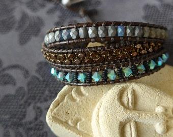 Bracelet Wrap Marceau #5