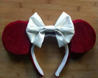 Red Velvet Cake Ears