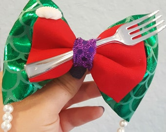 Young Mermaid Bow