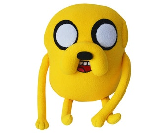 Adventure Time Jake The Dog Plush Toy