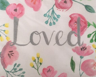 Bespoke Needlepoint Tapestry Kit