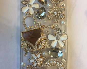 iPhone 5 Bag Style -8 , Beautiful Mobile Cover, iPhone Clear Case, iPhone Case, iPhone 5 Mobile Case Crystals,Gift Mobile case, iPhone Cover