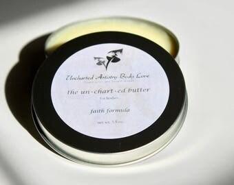 Faith Formula, Dry Skin Body Butter, Best Body Butter, Kokum Butter, Rosehip Seed Oil, Nourishing Body Butter, Chapped Skin Moisturizer