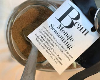 Beau Monde Seasoning