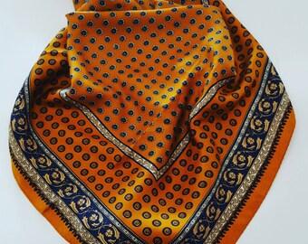 Omu vintage scarf