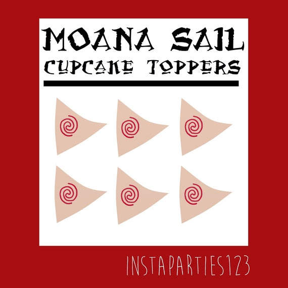 Exceptional image within moana sail printable