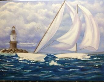 Sailboat Races