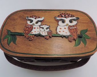 """Shop """"owl purse"""" in Totes"""