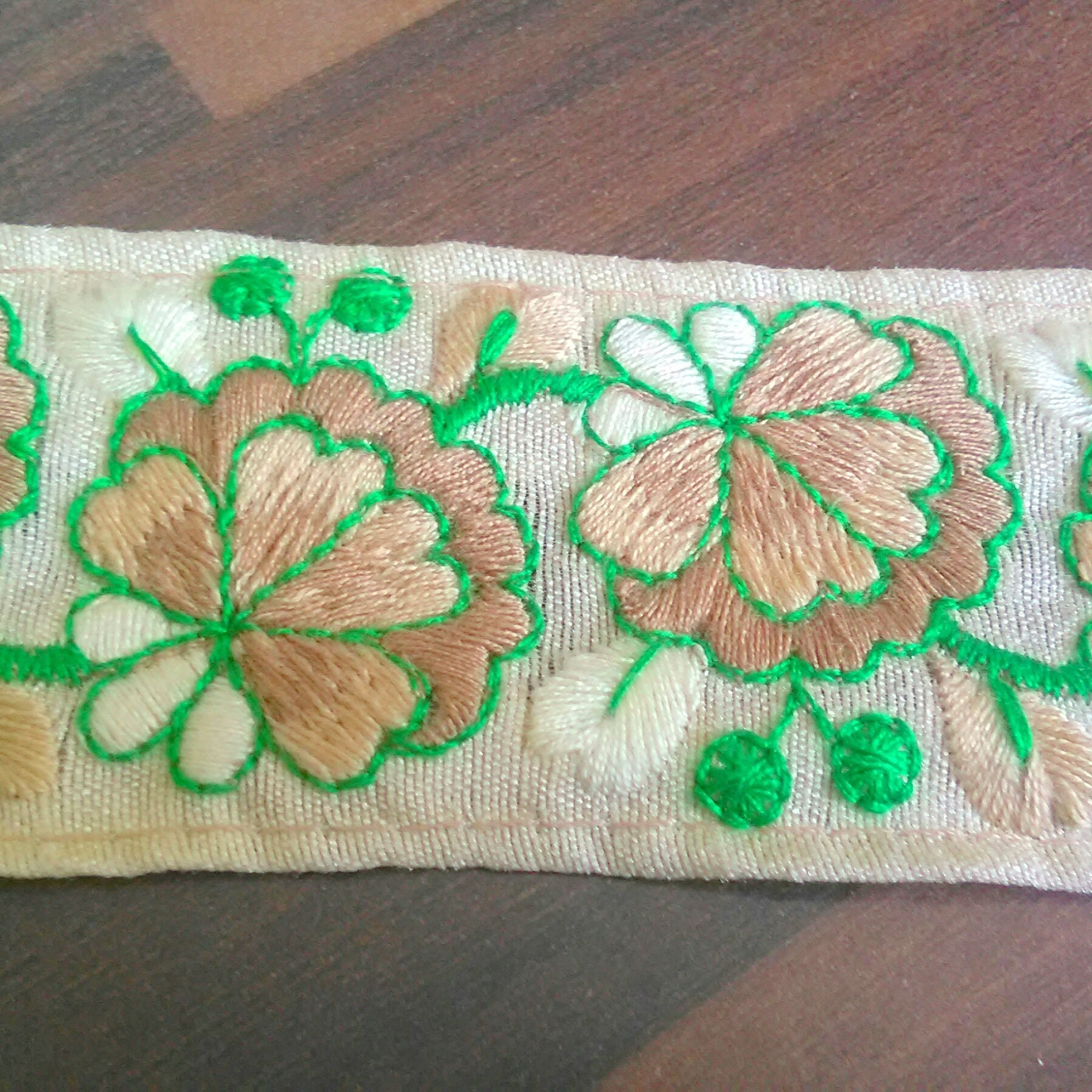 Decorative Fabric Trim Fabric Embroidered Trim By The Yard Indian Laces And Trims