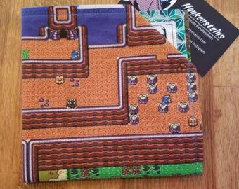 Link's Awakening Zelda Map Geek Smart Handkerchief