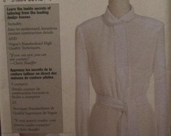 Pattern VOGUE 7718 blouse
