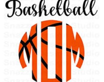 Basketball MOM SVG cutting file EPS