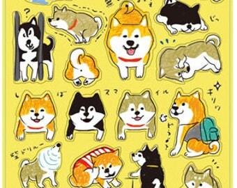 Pretty Decorative Dog Sticker Seals.