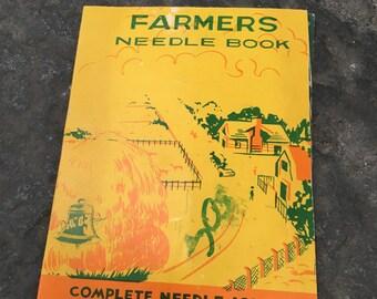 Vintage | Farmers Needle Book #2