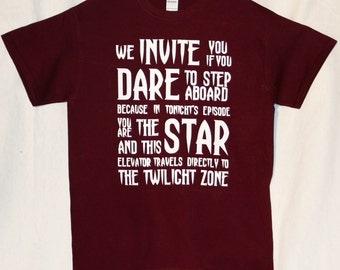 Tower Of Terror Shirt