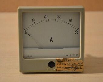 Ammeter.  USSR