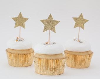 Twinkle Twinkle Star Cupcake Kit